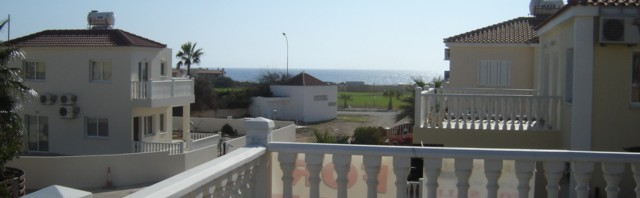 Ayia Thekla Villa For Sale - Sea View