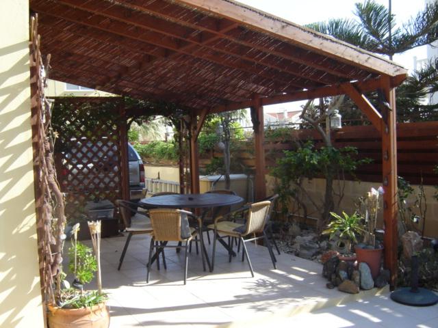 Ayia Thekla Villa For Sale - Pergola