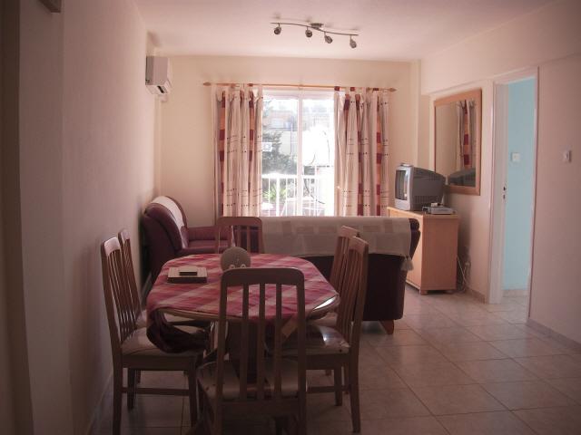 Eva Court Lounge Area Cyprus Aparment Rentals and Sales
