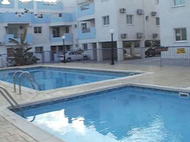 Oroklini apartment swimming pools