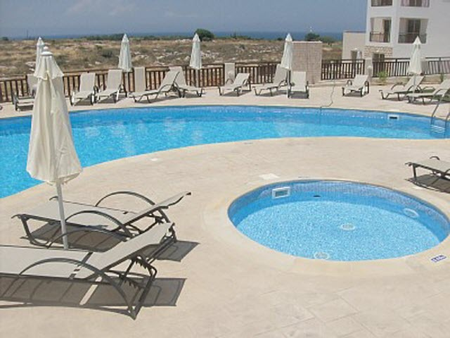 Armonia Rental Apartment Pool Area