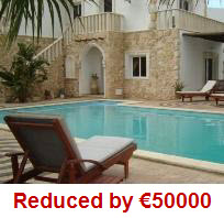 Cyprus Villa Reduced by €50000